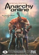 ANARCHY ONLINE SPECIAL EDITION Online RPG PC Game NEW!