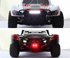 Traxxas SLASH 4x4 2wd LED light bar front and rear bumper waterproof by murat-rc