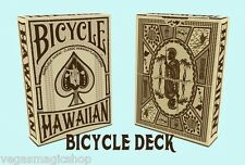Hawaiian Deck Bicycle Playing Cards Poker Size USPCC Custom Limited Edition New