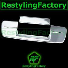 09-15 Dodge Ram 1500+2500+3500 Chrome Tailgate Handle Cover no Camera no keyhole