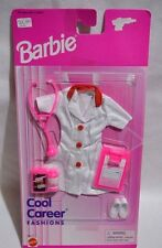NEW-1996-COOL CAREER FASHION-NURSE-PILL BOTTLE-CLIPBOARD-STETHOSCOPE-BAND-AIDS