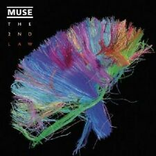 Muse-The 2nd Law CD 13 tracks alternativa rock NUOVO