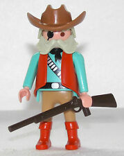 KUTSCHER PLAYMOBIL z Postkutsche Cowboy Longhorn Colorado Springs Farm Ranch 755