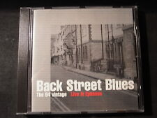 "CD - BACK STREET BLUES - THE 94 VINTAGE LIVE IN EPESSES  ""TOPZUSTAND!"""