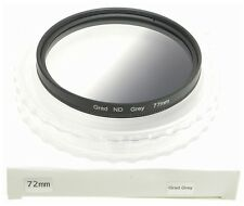 77mm GRAD ND FILTER GRADUATED NEUTRAL DENSITY NEW