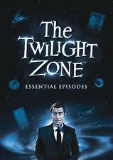 The Twilight Zone: Essential Episodes (DVD, 2016, 2-Disc Set)