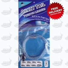Crazy Tail Twisted Leader 150lb