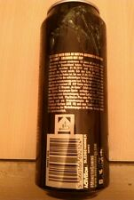Monster Call of Duty Advanced Warfare nuevo Energy Drink lata-can 1 plena lata