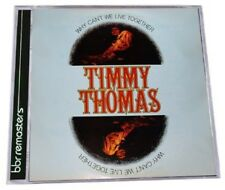 Why Can't We Live Together:expanded - Timmy Thomas (2013, CD NIEUW)