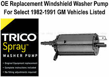Windshield / Wiper Washer Fluid Pump - Trico Spray 11-512