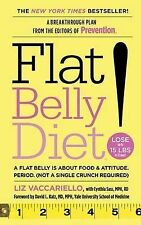 "Flat Belly Diet!, Vaccariello, Liz, ""AS NEW"" Book"