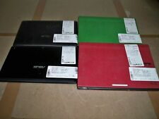 Lot of 4*Netbooks ASUS 1018P/ ASUS 1001P/ Dell Latitude 2100/ Dell Latitude 2120