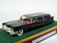 VF Models 1/43 1959 Cadillac 75 Fleetwood Hearse Resin Handmade Model Car