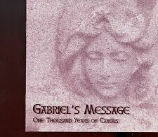 Naxos - Gabriel's Message - One Thousand Years of Carols