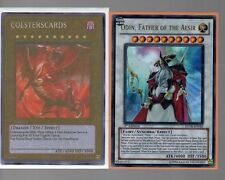 Yugioh Cards - Ultra Rare Holo - Odin Father Of The Aesir STOR-EN040 1st Ed