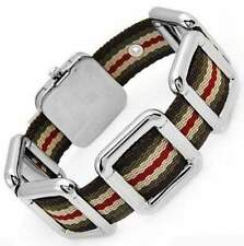 New Sector Jewels Collection Adventure Gents Surgical Steel Bracelet RRP £150 #S