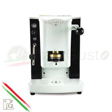 MACCHINA CAFFE CIALDE FABER SLOT PLAST VAPORE NERA + OMAGGIO BORBONE E ALTRI B.