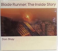 BLADE RUNNER : BLADE RUNNER THE INSIDE STORY BY DON SHAY IN 2000. 1ST EDITION