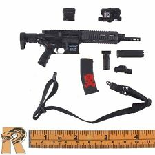 ZERT Jameson Deathridge - H&K 416c Assault Rifle - 1/6 Scale MSE Action Figures
