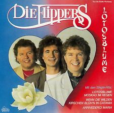 DIE FLIPPERS : LOTOSBLUME / CD (DINO MUSIC CD 2153)