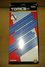 85206 Tomy Tomica Hypercity 4 x Straight Rail Track Accessory Pack