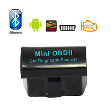 For Window Android MOCRUX ELM327 OBDII V2.1 Bluetooth Code Scanner Diagnostic