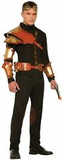 Male Steampunk Armor Belt Cosplay Viking Game of Thrones fnt