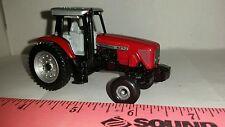1/64 ertl custom agco massey Ferguson 8270 tractor single rear 2wd farm toy nice
