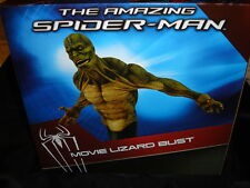 Amazing SpiderMan Lizard Bust - By Diamond Select - Limited Edition - New Mint