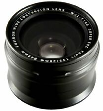 Fujifilm Wide Conversion Lens WCL-X100 for X100/X100S/X100T -Black- from Japan