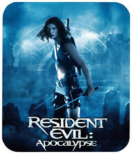 RESIDENT EVIL APOCALYPSE MOUSE PAD 1/4 IN. TV HORROR MOVIE MOUSEPAD