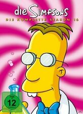 DIE SIMPSONS, Season 16 (4 DVDs) NEU+OVP