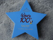 2001 Hallmark Ornaments  Walts 100 th Minature Pewter