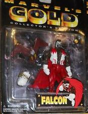 MARVEL Anime Collectors Edition MARVEL GOLD FALCON Action Figure MOC