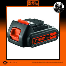 BLACK+DECKER. Batteria litio 14.4V 1.5Ah - Li-Ion battery | BL1514-XJ