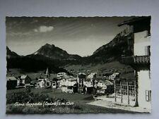 CIMA SAPPADA Cadore Belluno panorama vecchia cartolina Dolomiti