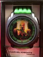 MARVEL KNIGHTS IRON FIST MEN'S WATCH IN GIFT BOX by ACCUTIME IRF1361
