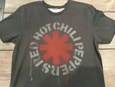 Amplified Red Hot Chili Peppers T Shirt  Vintage Washed  Sm, Med, Lg, XL,XXL