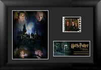 Film Cell Genuine 35mm Framed & Matted Harry Potter Chamber of Secrets 5133 S5