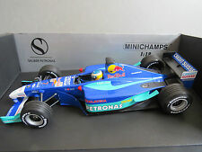 MINICHAMPS PAULS MODEL ART 1:18 SAUBER PETRONAS SHOWCAR HEIDFELD LIMITED MINT