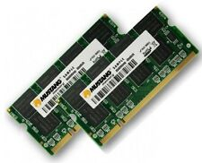 2x 1GB 2GB DDR2 533 Mhz RAM HP-Compaq nc8240 Mobile Workstation Speicher