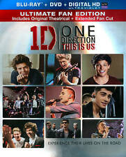 One Direction: This Is Us (Blu-ray/DVD, 2013, 2-Disc Set, Includes Digital Copy…