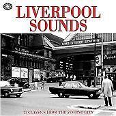 VARIOUS - LIVERPOOL SOUNDS   75 Classics Singing City     3 x CD Album    (2015)