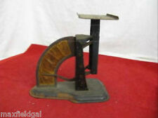 Antique Vintage Postal Scale, 6.25x6.75x3.75, scale sticker gone, some rust