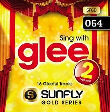 Sunfly Karaoke Gold 64 - Sing With Glee Karaoke Vol.2 (SFGD064)