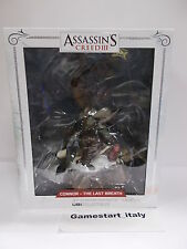 ACTION FIGURE - ASSASSIN'S CREED 3 CONNOR THE LAST BREATH - DIORAMA NUOVO NEW