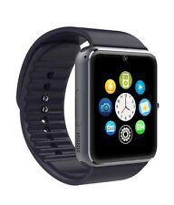 10 GT08 Smart Watches IPhone Andriod Bluetooth Speaker HD 32 GB SMS 1.54 Inch