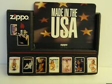 Rare 2012 Zippo Playboy Playmate Cover Lighter Limited Edition #17 of 250 Made