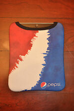 Pepsi Neoprene Sleeve for iPad 1 2 3 4 and 10 inch Tablets Case Cover