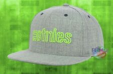 New Etnies Skateboarding Corporate Outline Snapback Cap Hat